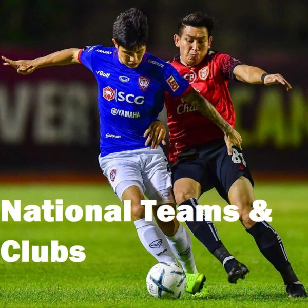 NATIONAL TEAM AND CLUBS